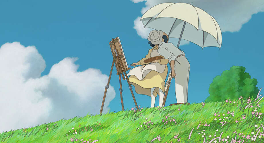 "This image released by Touchstone Pictures shows a scene from the animated film, ""The Wind Rises."" (AP Photo/Touchstone Pictures - Studio Ghibli) ORG XMIT: NYET282 Photo: Studio Ghibli / Touchstone Pictures"