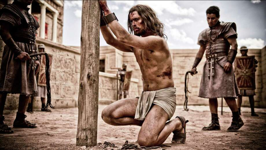 "This image released by 20th Century Fox shows Diogo Morgado in a scene from ""Son of God."" (AP Photo/20th Century Fox, Casey Crafford) ORG XMIT: NYET905 Photo: Casey Crafford / 20th Century Fox"