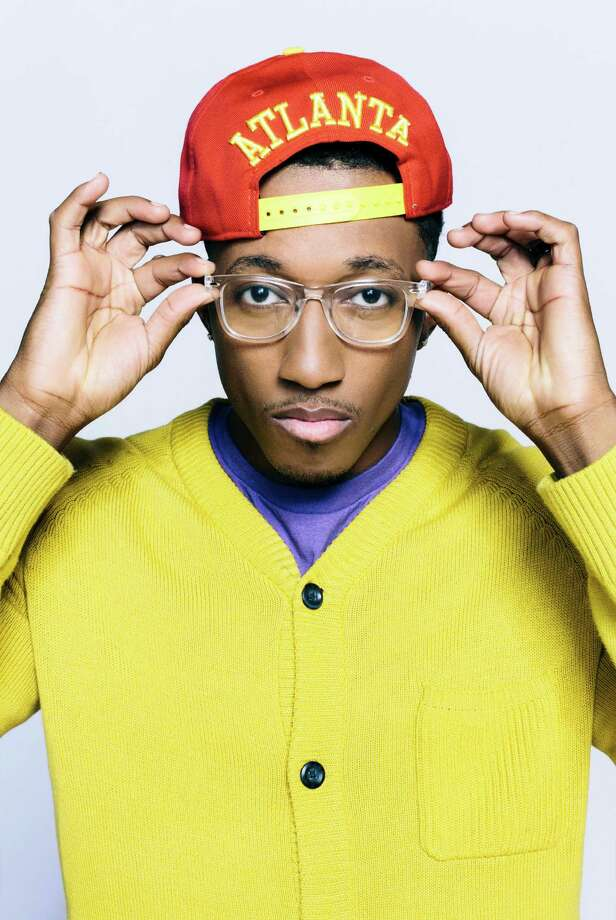 "Christian hip-hop singer Lecrae Moore. We'll forgive him for wearing an ""Atlanta"" hat.    Photo: Reach Records / 2012"