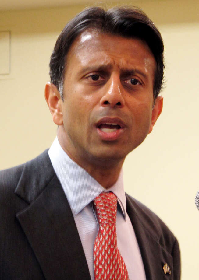 Louisiana Gov. Bobby Jindal speaks at a meeting of the Baton Rouge Press Club on Wednesday, Jan. 8, 2014, in Baton Rouge, La. Photo: Melinda Deslatte, AP/Melinda Deslatte / AP2014 Associated Press