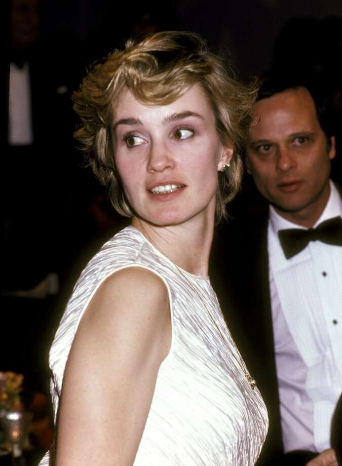 Jessica Lange during AFI Life Achievement Awards Dinner Honoring Frank Capra at Beverly Hilton Hotel in Beverly Hills, 1982. Photo: Ron Galella, WireImage