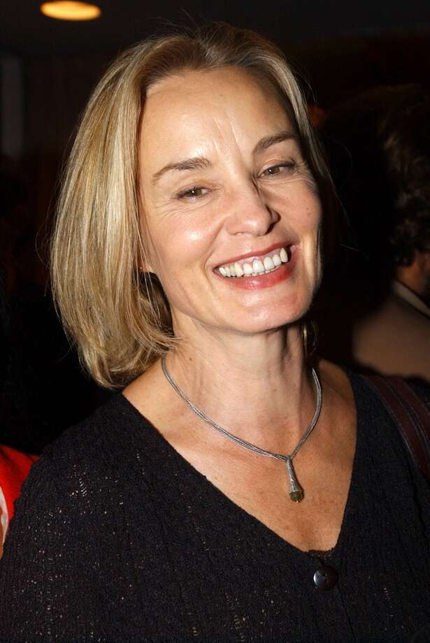 "Jessica Lange during the ""Talk to Her"" Premiere at Avery Fisher Hall, Lincoln Center in New York, 2002. Photo: Dimitrios Kambouris, WireImage"