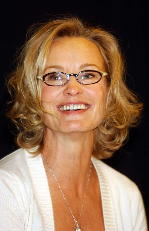 "Jessica Lange during 2003 Sundance Film Festival - ""The Heroine with 1000 Faces"" Press Conference at The Yarrow Hotel in Park City, Utah. Photo: George Pimentel, WireImage"