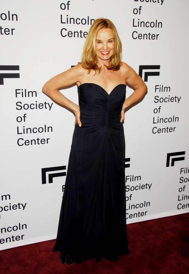 Jessica Lange attends an event in her honor at the Film Society of Lincoln Center in New York City, 2006. Photo: Jamie McCarthy, WireImage