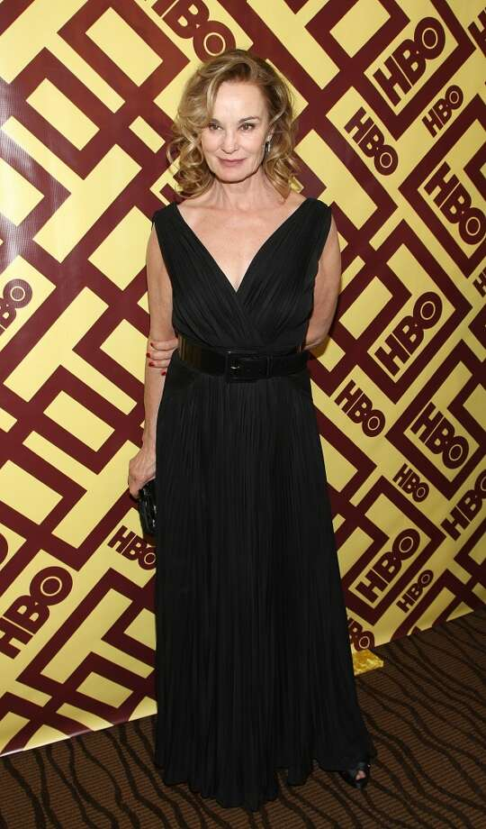 Actress Jessica Lange arrives at the official HBO after party for the 66th Annual Golden Globe Awards on January 11, 2009 in Beverly Hills. Photo: Alberto E. Rodriguez, Getty Images