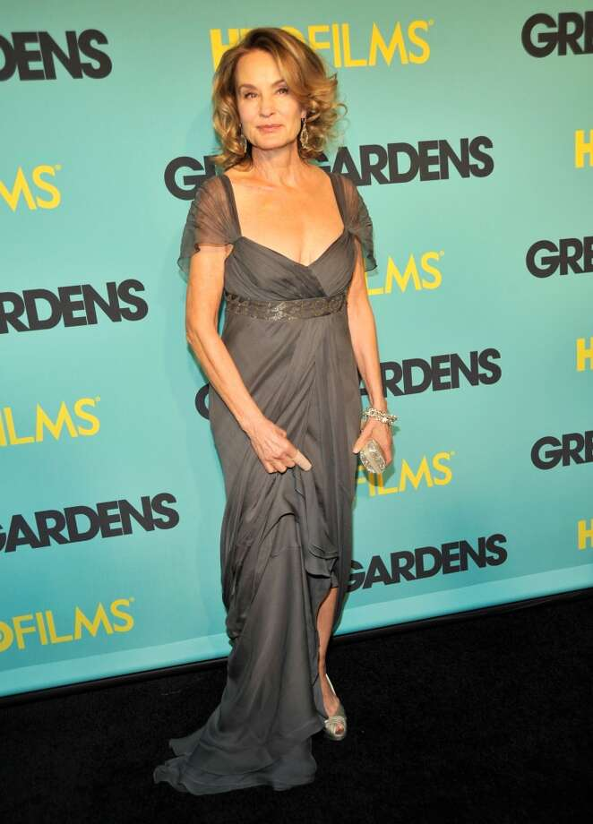 "Jessica Lange attends the ""Grey Gardens"" New York premiere at the Ziegfeld Theater on April 14, 2009 in New York City. Photo: Kevin Mazur, WireImage"
