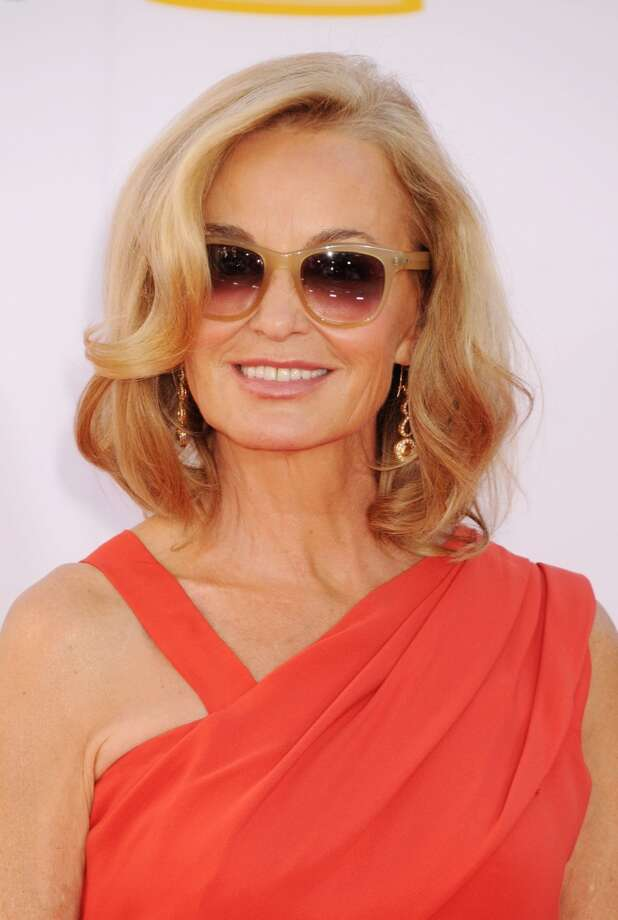 Jessica Lange arrives at the 64th Primetime Emmy Awards at Nokia Theatre L.A. Live on September 23, 2012 in Los Angeles, California. Photo: Jeffrey Mayer, WireImage
