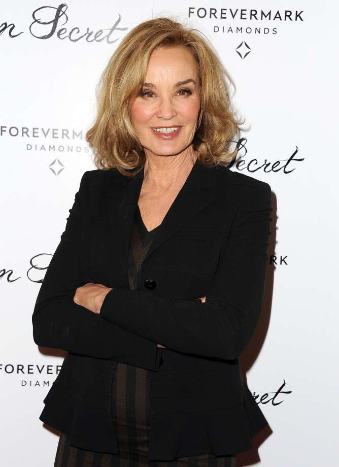Actress Jessica Lange arrives at the Los Angeles premiere of 'In Secret' at ArcLight Hollywood on February 6, 2014. Photo: Angela Weiss, Getty Images