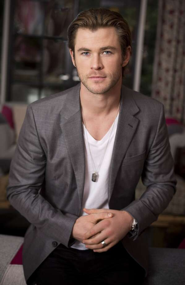 Chris Hemsworth, actor, age 30: $58 million (est.) Source: Parade Photo: Brian Ach, Associated Press