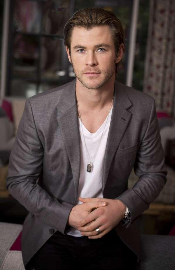 Chris Hemsworth, actor, age 30:$58 million (est.)Source:Parade Photo: Brian Ach, Associated Press