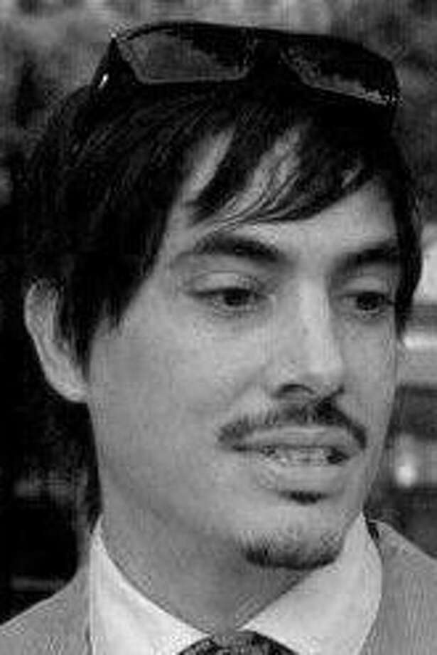 """David Tomás Martínez will read from """"Hustle"""" at Gemini Ink's Autograph Series."""