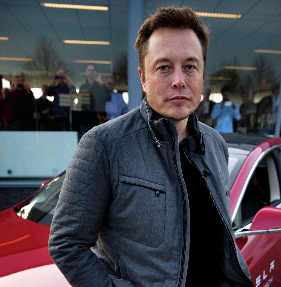 'Elon Musk,' by Ashlee Vance - SFGate