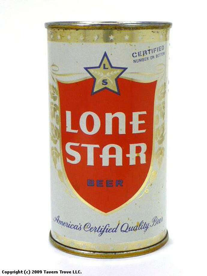 We have a beer named after our state. We're not saying this beer is particularly good, but still... Photo: Lone Star Beer / Lone Star Beer