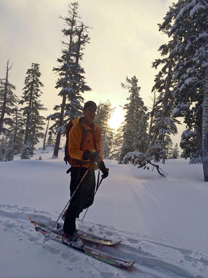 Powder day on Rubicon Peak Photo: Courtesy