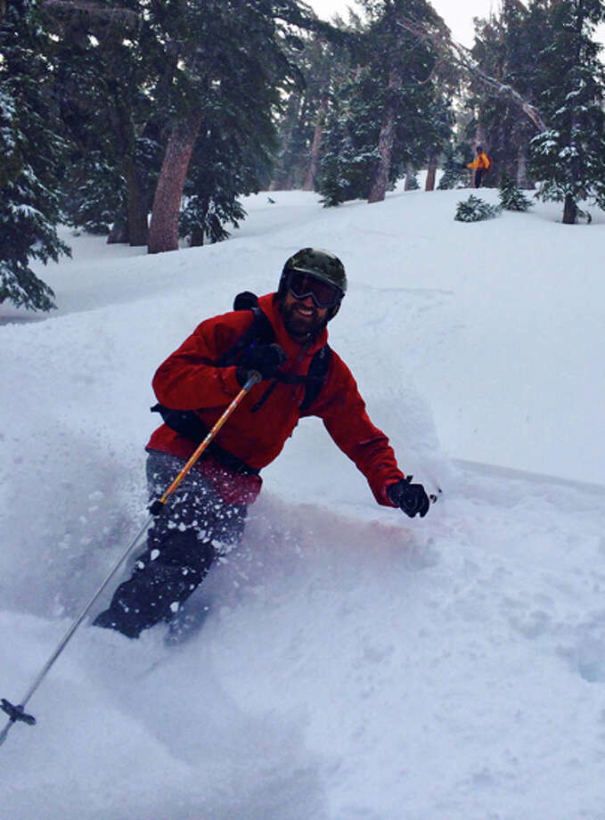 Powder day on Rubicon Peak Photo: Courtesy