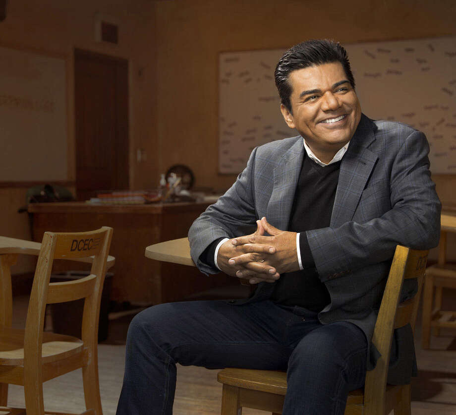 "George Lopez stars as a divorced dad in ""Saint George"" on FX. Photo: FX / Copyright 2014, FX Networks. All rights reserved."