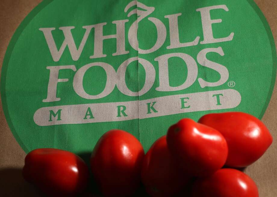 Whole Foods Market ranked first for social responsibility. It received an overall reputation score of 80.45, compared with 78.65 in 2013. Photo: Elise Amendola, Associated Press