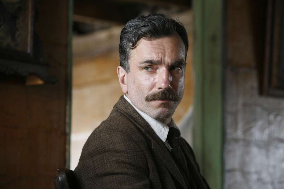 "Daniel Day-Lewis in a scene from ""There Will Be Blood.""  Fun and all that, but Clooney should have won for MICHAEL CLAYTON. Photo: Melinda Sue Gordon, AP"
