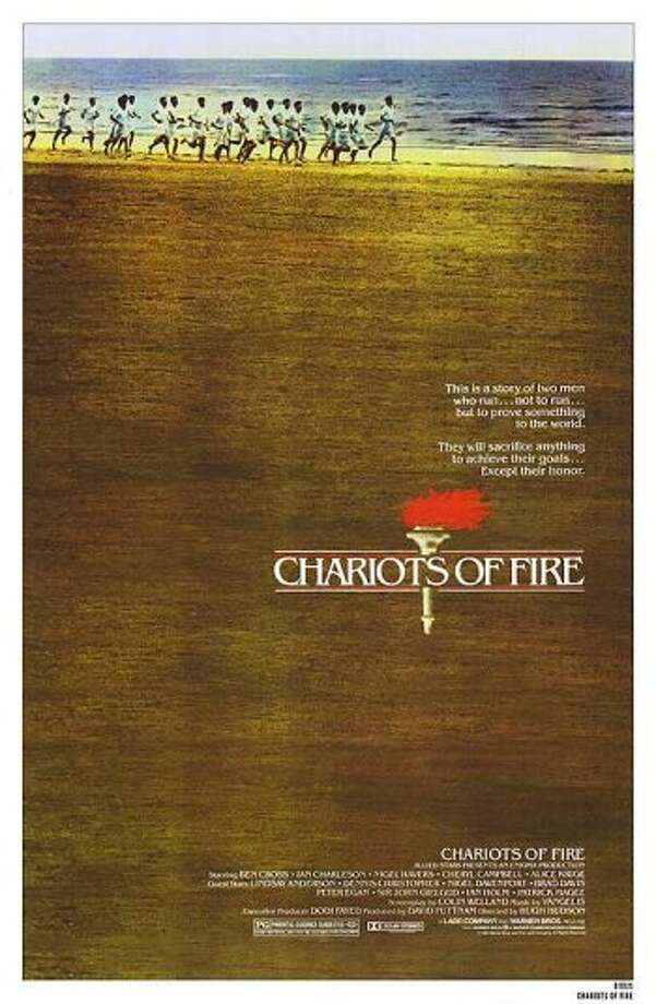 Chariots of Fire:  Not the best film of 1981.  (REDS was.)