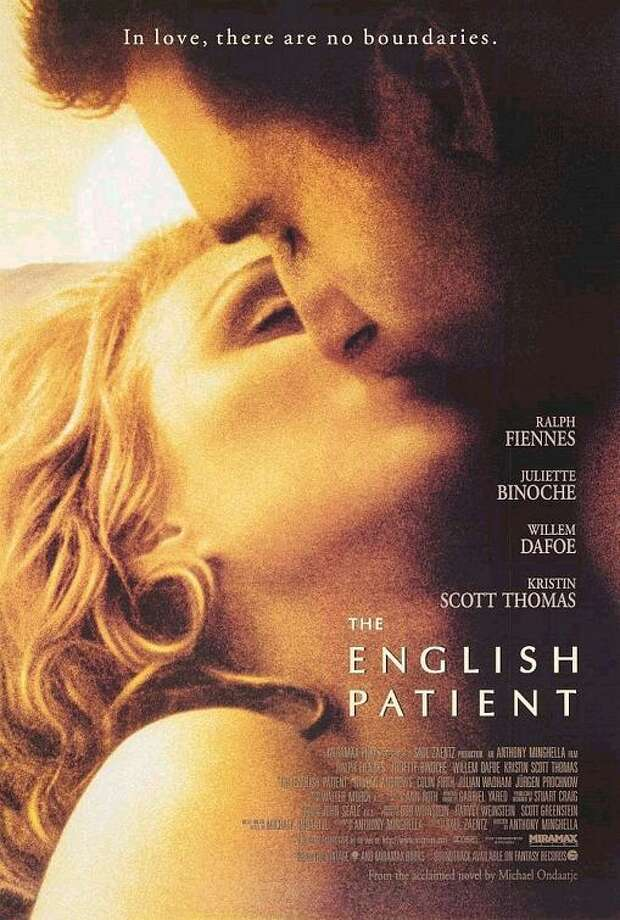 The English Patient:  Far from terrible, in some ways quite good, but more like a best picture winner than a best film of the year.