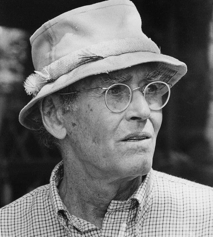 """HENRY FONDA in """"ON GOLDEN POND.""""  Sure . . . but what about Warren Beatty in REDS? Photo: Ho, HANDOUT"""