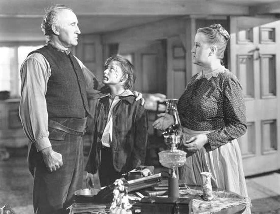 """How Green Was My Valley (1941):  Famous as the film that beat """"Citizen Kane."""""""