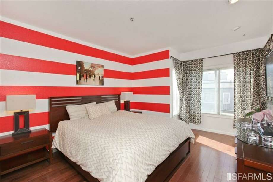 Bedroom- may need to buy paint... MLS/John Kirkpatrick, TRI Coldwell Banker