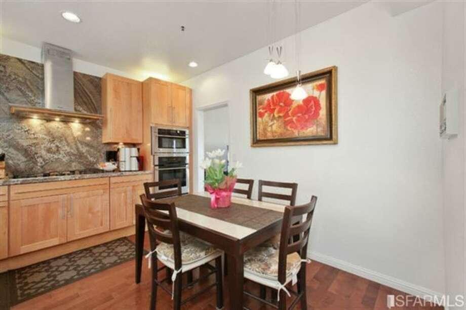 Kitchen/dine. MLS/John Kirkpatrick, TRI Coldwell Banker