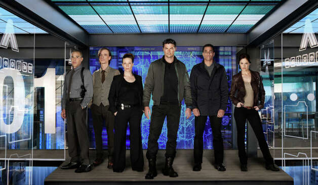 FOX's 'Almost Human' ended after one season in May.  / 1
