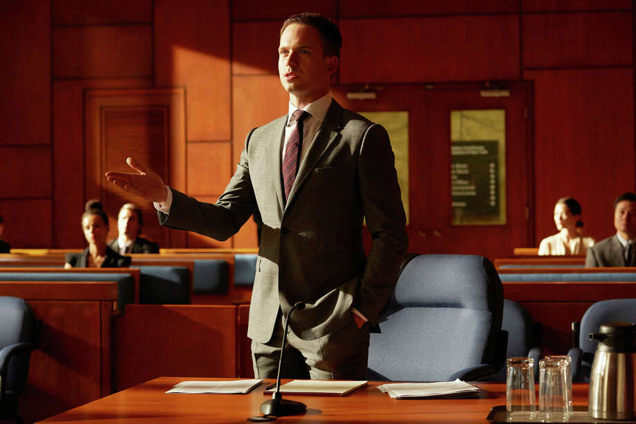 "Legal drama ""Suits"" returns on Thursday, March 6th at 8 p.m. on USA. Photo: USA Network, Shane Mahood/USA Network / 2013 USA Network Media, LLC"