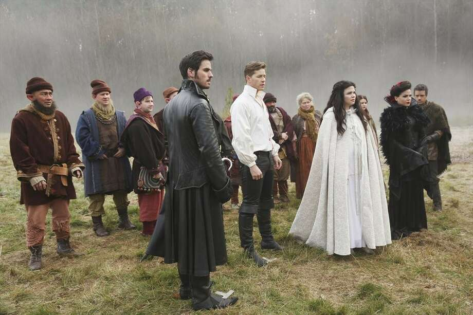 """Once Upon a Time"" returns at 7 p.m. on Sunday, March 9th on ABC. Photo: Jack Rowand, ABC / © 2014 American Broadcasting Companies, Inc. All rights reserved."