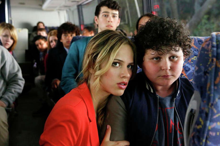 "NBC's new thriller, ""Crisis,"" is about a group of politically well-connected teenagers who are kidnapped on a field trip. It debuts on Sunday, March 16th at  9 p.m. Photo: NBC, Vivian Zink/NBC / 2013 NBCUniversal Media, LLC"