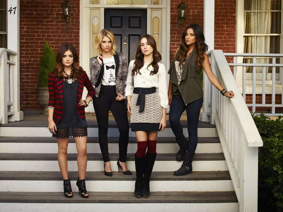 """Pretty Little Liars"" concludes its 4th season on Tuesday, March 18th on ABC Family. The finale will air at 7 p.m. Photo: Andrew Eccles, ABC FAMILY / © 2012 Disney Enterprises, Inc. All rights reserved."