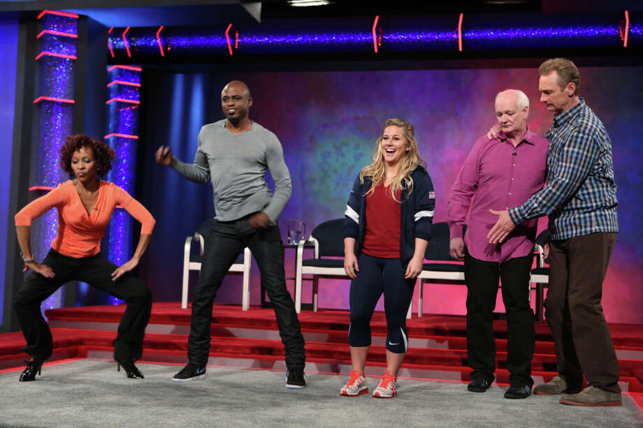 """Whose Line is it Anyway"" returns to The CW at 7 p.m. on Friday, March 21st. Photo: Patrick Wymore, THE CW / Copyright: © 2013 THE CW NETWORK, LLC. ALL RIGHTS RESERVED."