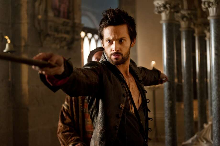 "Starz's ""DaVinci's Demons"" begins its second season at 8 p.m. on Saturday, March 22nd. Photo: Ollie Upton, © 2013 Tonto Films And Televisi"