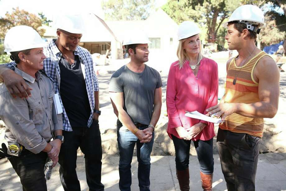 "Nate Berkus returns to TV on NBC's ""American Dream Builders,"" a new reality competition. It debuts on Sunday, March 23rd at 7 p.m. Photo: NBC, Tyler Golden/NBC / 2013 NBCUniversal Media, LLC"