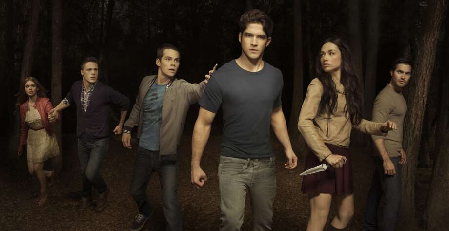 """Teen Wolf""'s season finale airs on Monday, March 24th at 9 p.m. on MTV Photo: MATTHEW WELCH"