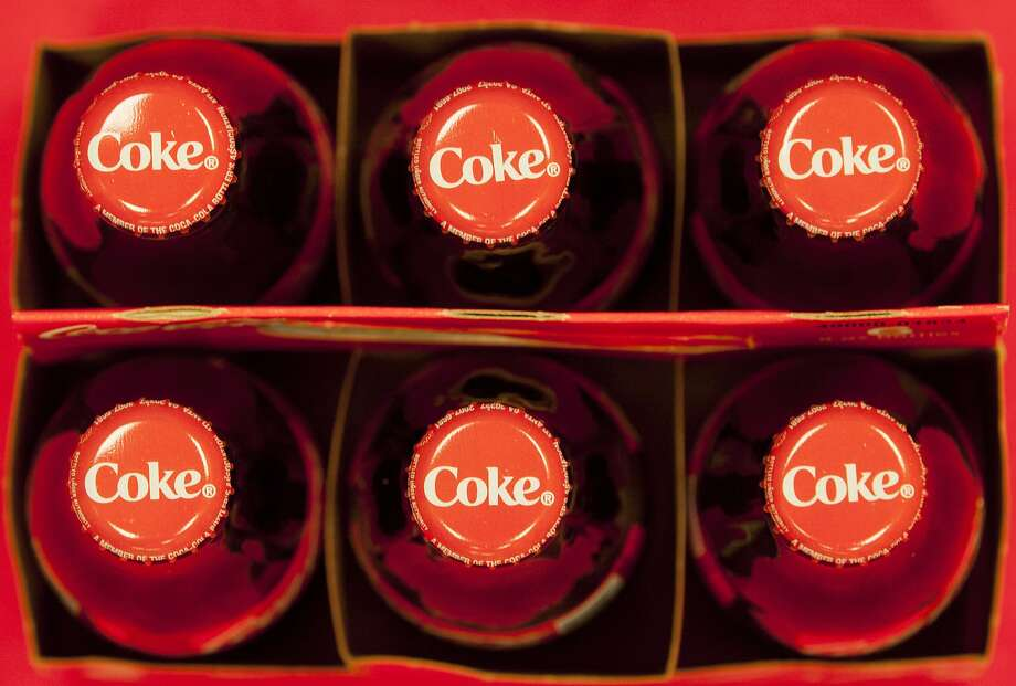 Coca-Cola is launching its biggest new drink in 10 years.  Photo: Wilfredo Lee, Associated Press