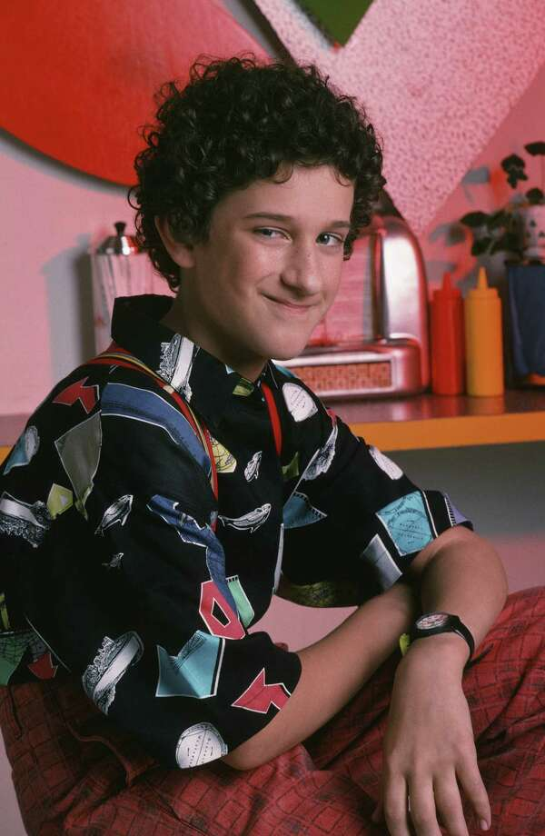 1989: Dustin Diamond as Screech Powers. Photo: NBC, Getty Images / © NBC Universal, Inc.