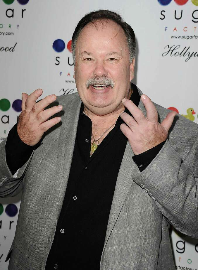 2013: Dennis Haskins attends the grand opening of Sugar Factory Hollywood. Photo: Jason LaVeris, Getty Images / 2013 Jason LaVeris