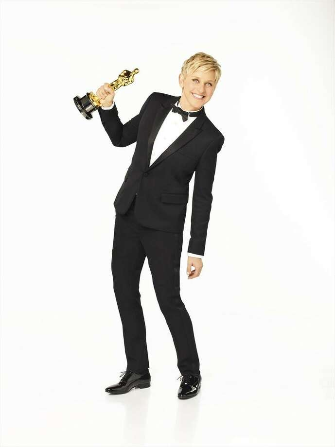 The 86th Annual Academy Awards, hosted by Ellen Degeneres, will air Sunday, March 2nd at 7 p.m. on ABC. Photo: Andrew Eccles, ABC / © 2013 American Broadcasting Companies, Inc. All rights reserved.