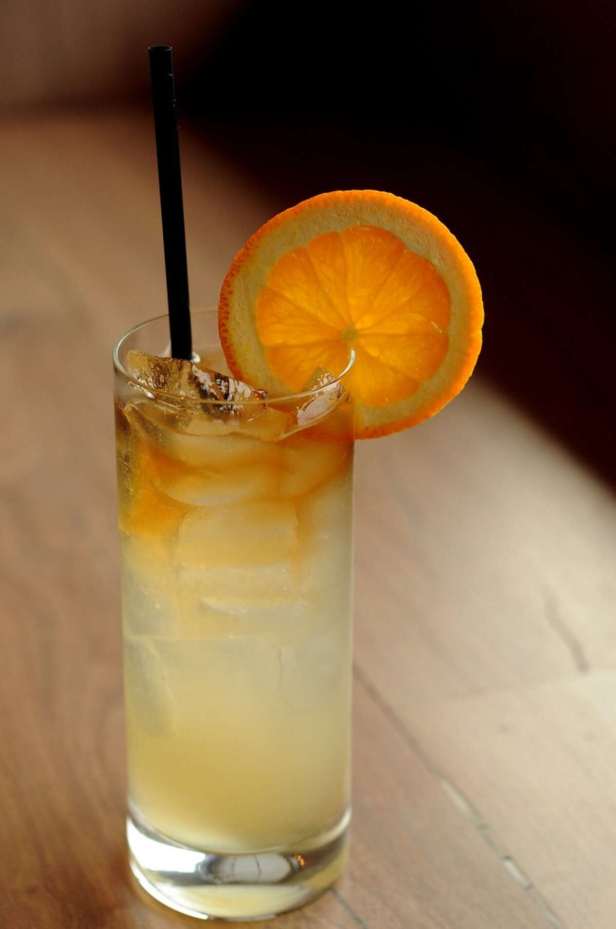 The Lapsang Ice Tea at Provisions.