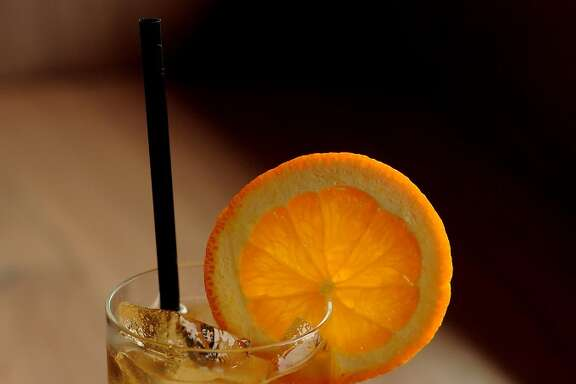 The Lapsang Ice Tea at Pass & Provisions.(Dave Rossman photo)