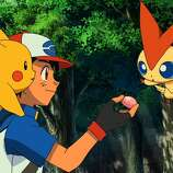 Pokémon the Movie: Black: Victini and Reshiram (2011): When misguided wanderer Damon nabs the mythical Pokémon Victini to harness his power, Ash attempts to rescue Victini and save Eindoak Town. But first, Ash must pass a test that will earn him the help of the legendary Pokémon Reshiram. Sarah Natochenny, Eileen Stevens, Ikue Ohtani, Jason Griffith, Nana Mizuki, J. Michael Tatum  Available: March 1