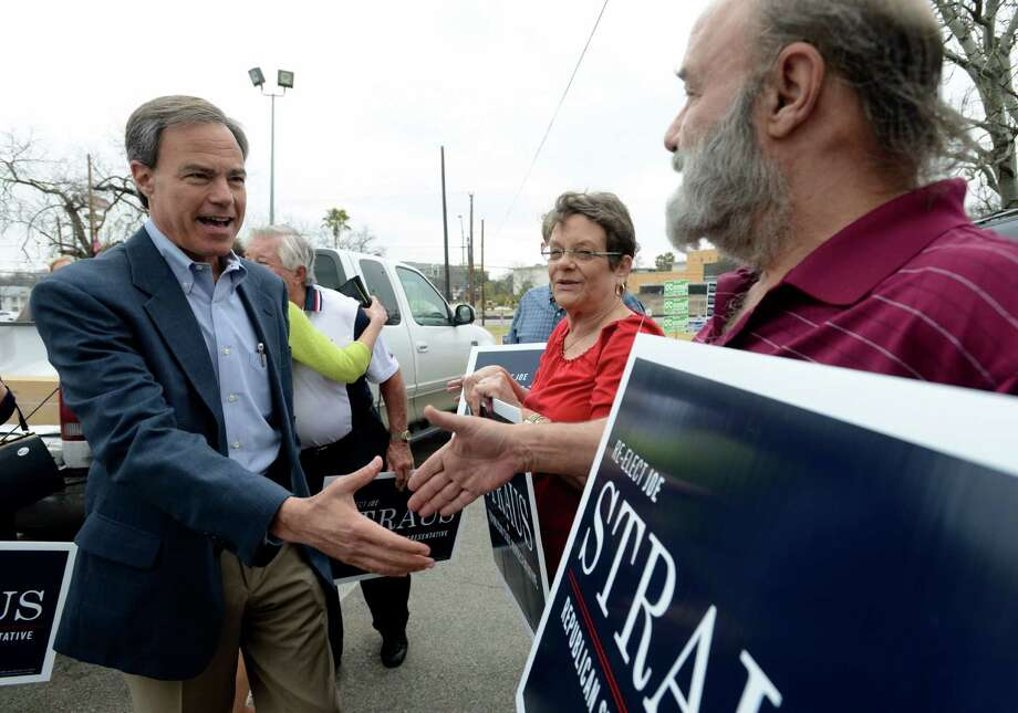 Texas House Speaker Joe Straus, R-San Antonio, has funneled money to allies targeted by some of his Republican foes. Photo: Billy Calzada / San Antonio Express-News / San Antonio Express-News