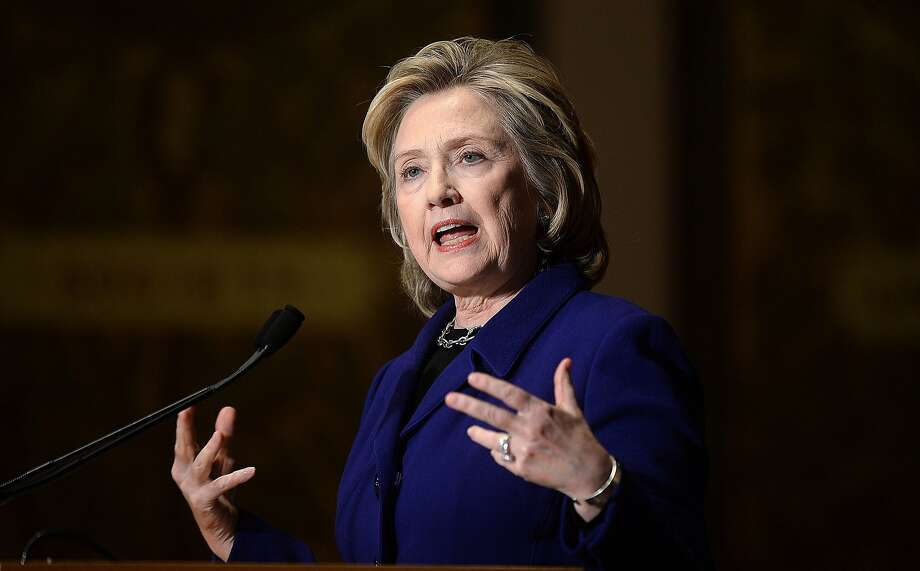The White House documents come as Hillary Clinton prepares for a possible second campaign for the presidency in 2016. Photo: Olivier Douliery, McClatchy-Tribune News Service