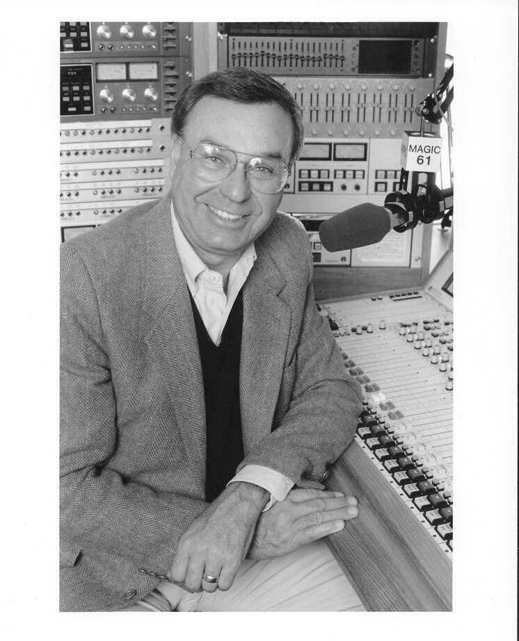 "Jim Lange, before moving on to TV shows like ""The Dating Game,"" was one of a stable of personalities on KSFO radio in San Francisco."
