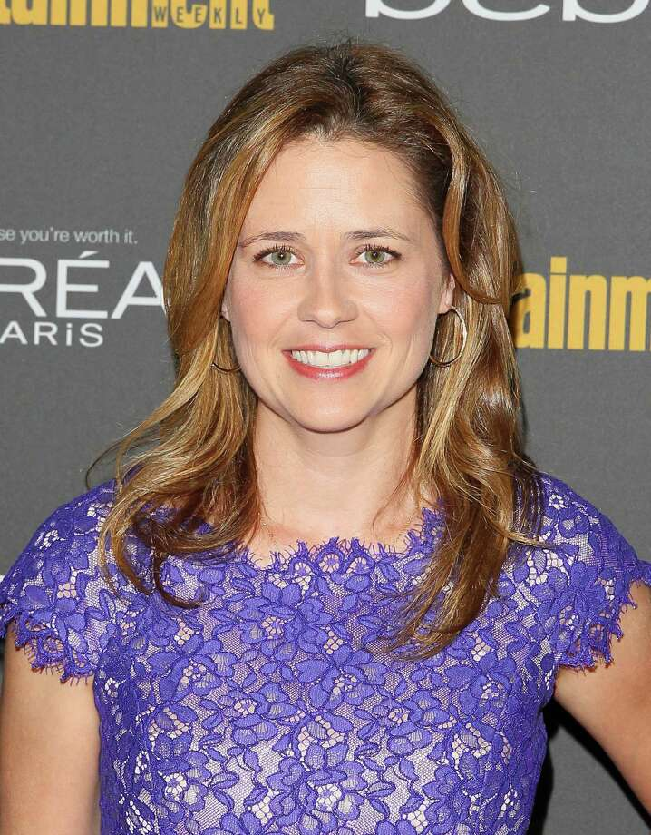 Jenna Fischer, 2013.  Photo: JB Lacroix, Getty Images / 2013 JB Lacroix