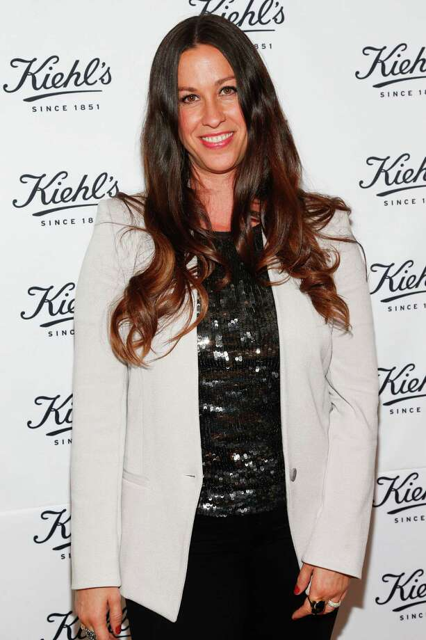 Alanis Morissette, 2013.  Photo: Imeh Akpanudosen, Getty Images / 2013 Getty Images