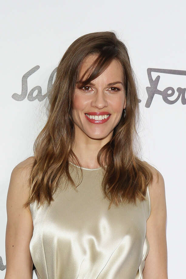 Hilary Swank, Feb. 23, 2014.  Photo: Vittorio Zunino Celotto, Getty Images / 2014 Getty Images